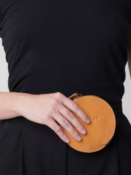 Mon Circle Pouch Honey by Vere Verto