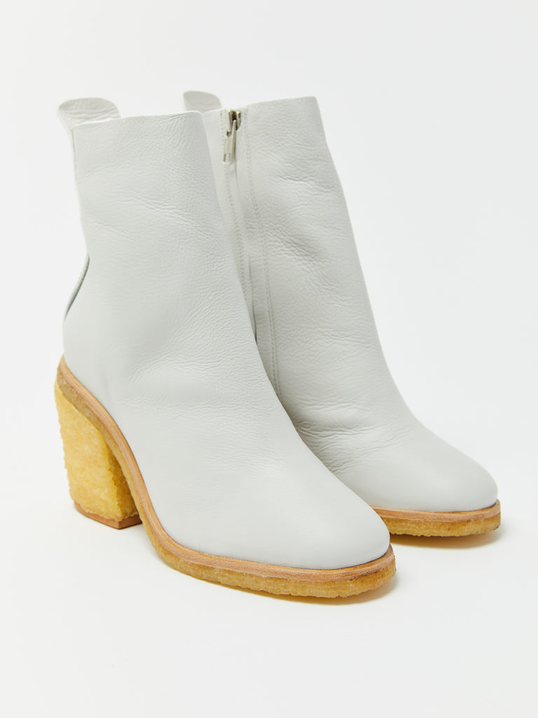 Briggs Boot - White by Wal and Pai