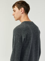 Felted Wool Crewneck