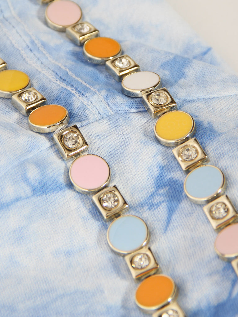 Necklace Tee by Collina Strada