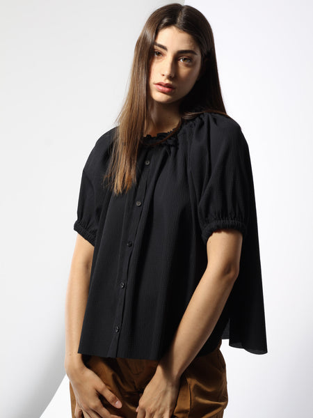 Exhale Blouse by Henrik Vibskov