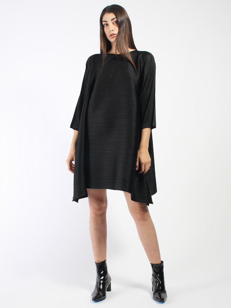 Bounce Tunic Dress by Issey Miyake Pleats Please