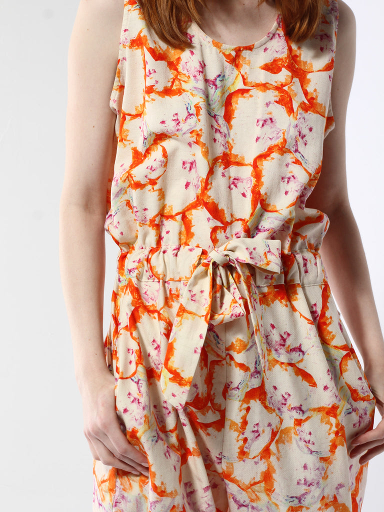Floral Overall - One Size by Anntian