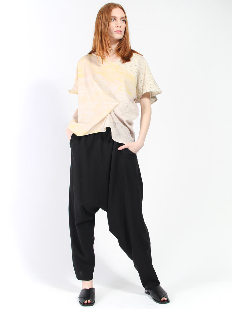 Asymmetrical Pant by Anntian