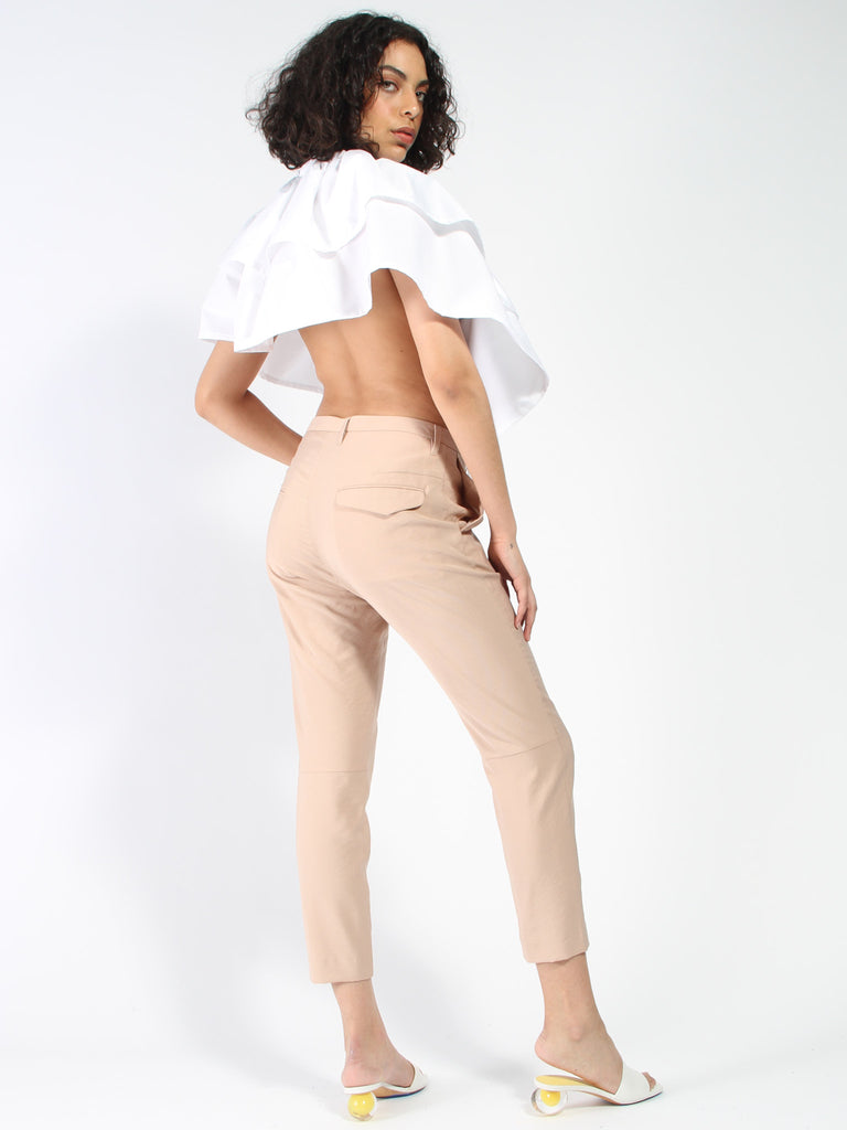 Krissy Trouser - Pink Sand by Hope