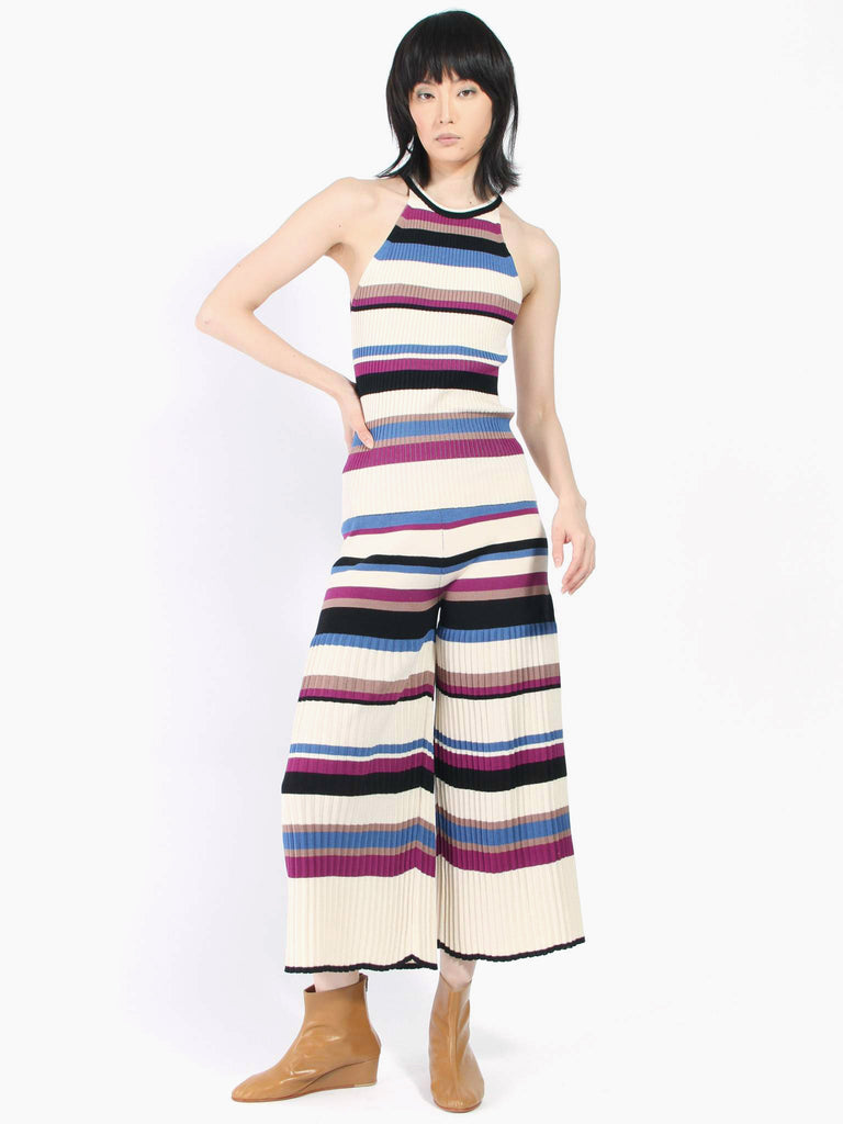 Lia Tank - Multi Stripe by Eleven Six