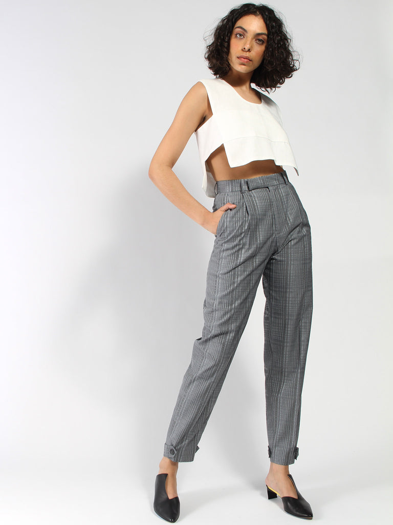 Alta Cuff Trouser by Hope