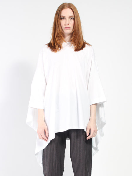 Rectangle T-Shirt - White by House of the Very Islands