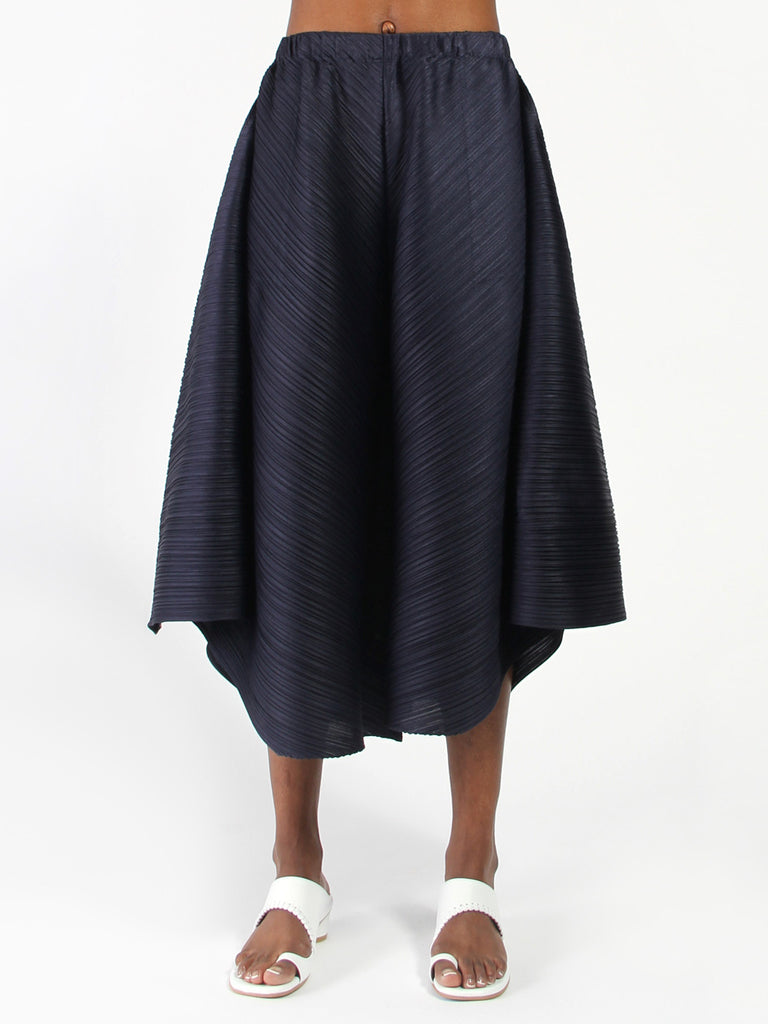 Skirt Pant by Issey Miyake Pleats Please