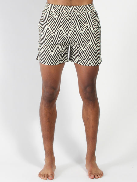 Morais Swimshort - Black by La Paz