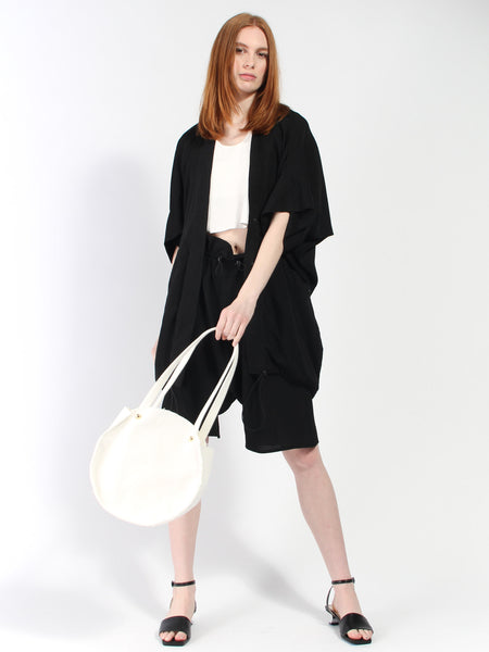 Mini Circle Bag by Marche Marche