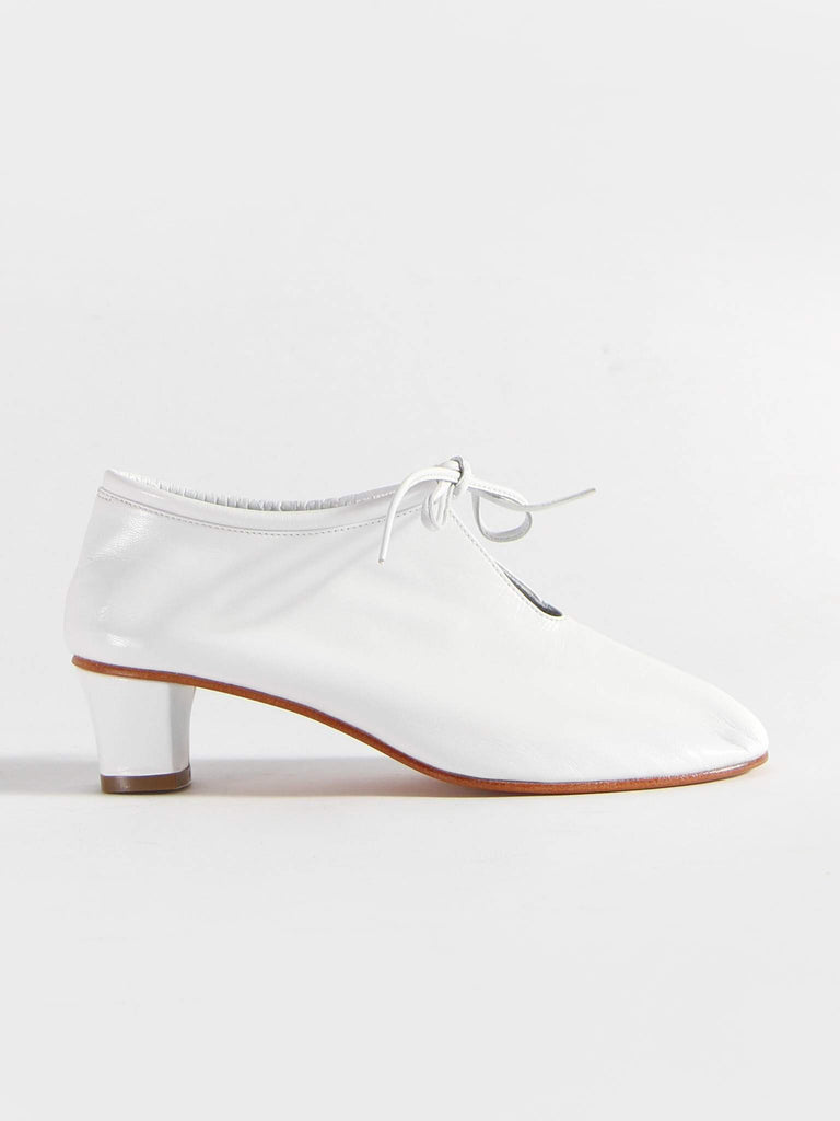 High Bootie - White by Martiniano