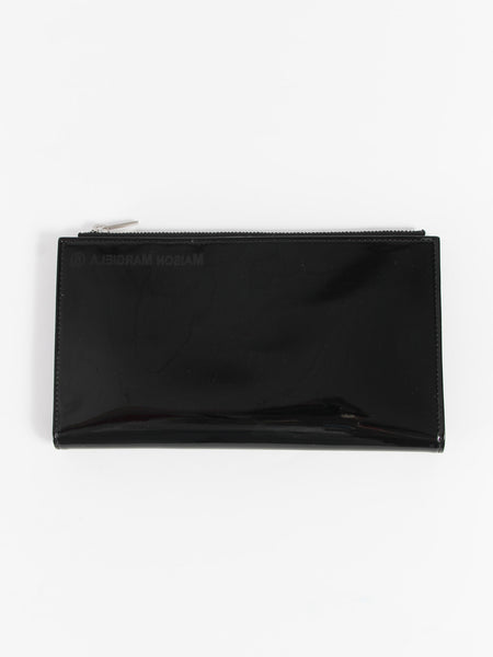 Long Wallet - Black by MM6 Maison Margiela