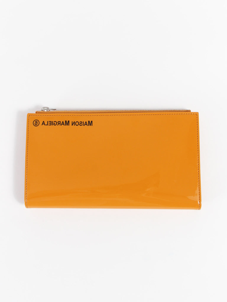 Long Wallet - Camel by MM6 Maison Margiela