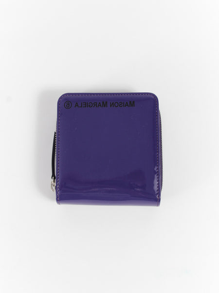 Short Wallet - Grape by MM6 Maison Margiela