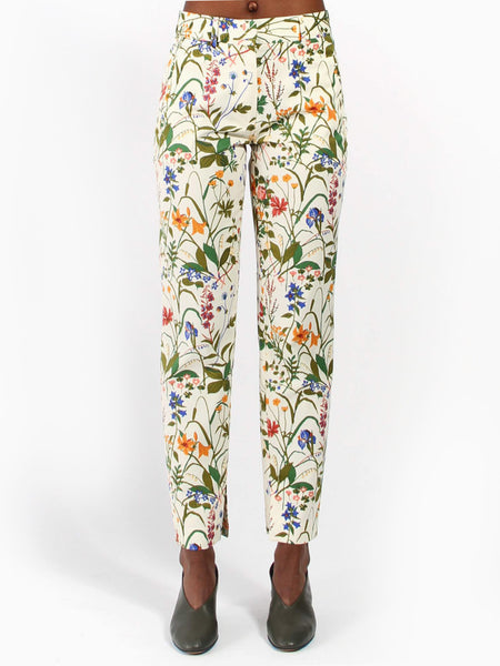 Paloma Twill Pant by Rodebjer