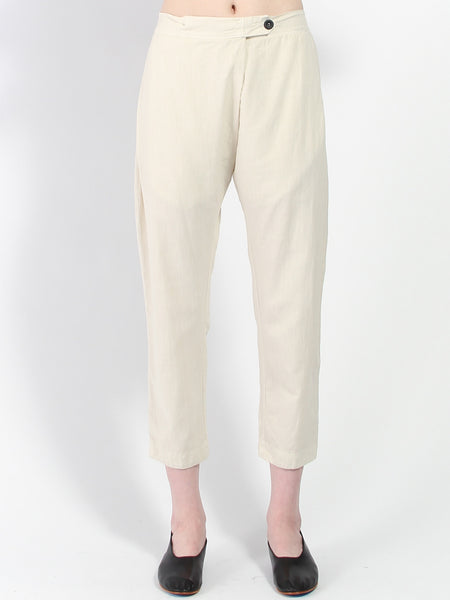 Pant Hemp - Sand by seeker