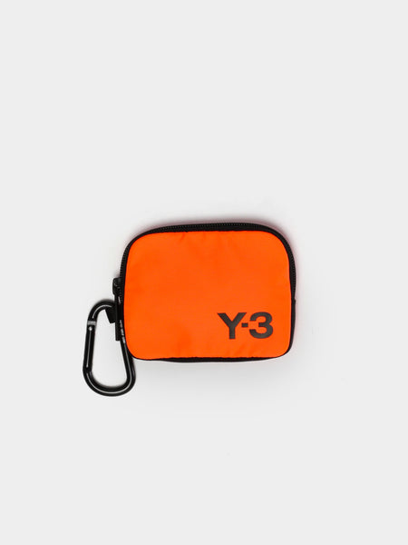 Carabiner Pouch - Orange by Y-3