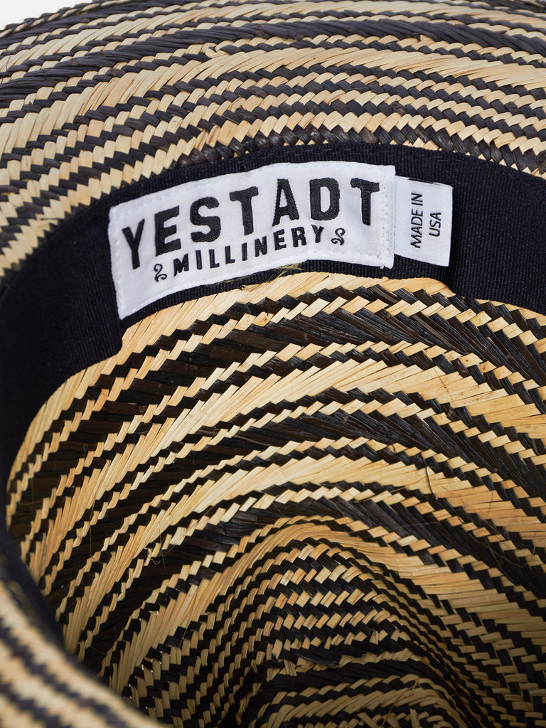 Somba Hat by Yestadt Millinery