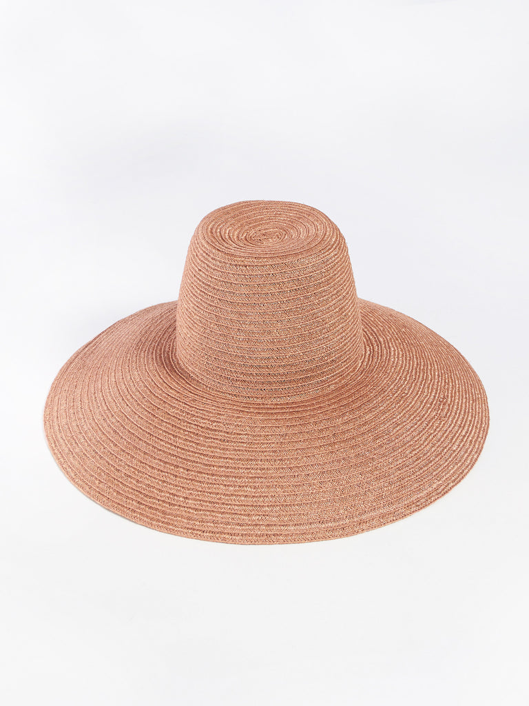 Cecil Hat Tan by Yestadt Millinery