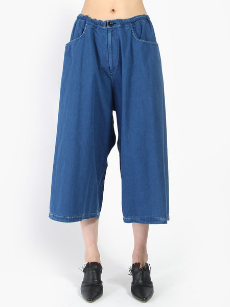 Drop Wide Pant by Y's by Yohji Yamamoto