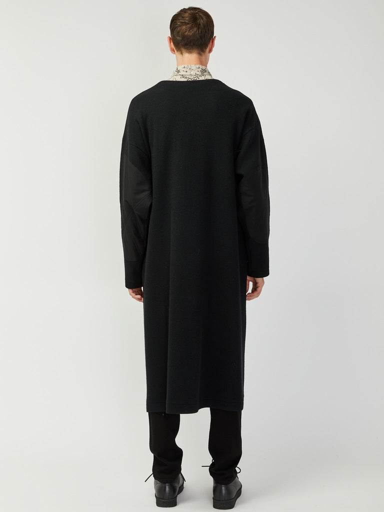 U-Patched Dress Jacket by Y's by Yohji Yamamoto