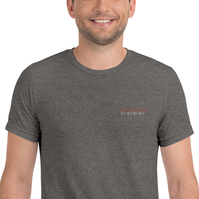 pictoratus t-shirt (red/white)