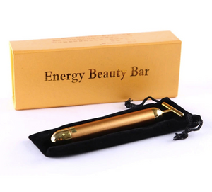 24K Gold Instant Lift Vibrating Beauty T-Bar