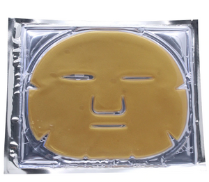 24K Gold Collagen Boost Facial Mask - 5 count