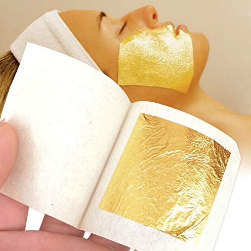 24K Gold Skin Beauty Sheets