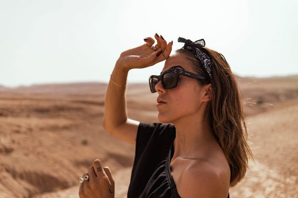 Desert Vibe by Bangbangblond featuring our custom made BBB Duet Ring