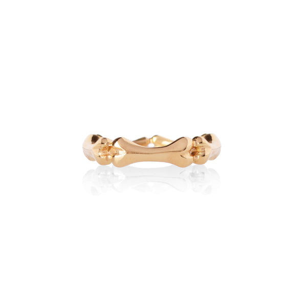 Gold Little Phalanx Ring by McFarlane Fine Jewellery