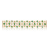 Brazilian Emeralds, diamond and sapphire bracelet pictured open created by Esther McFarlane for McFarlane Fine Jewellery