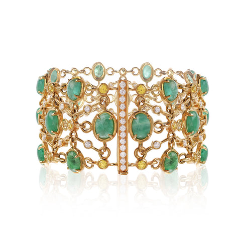 Emeralds, Diamonds and Sapphires Oh My!