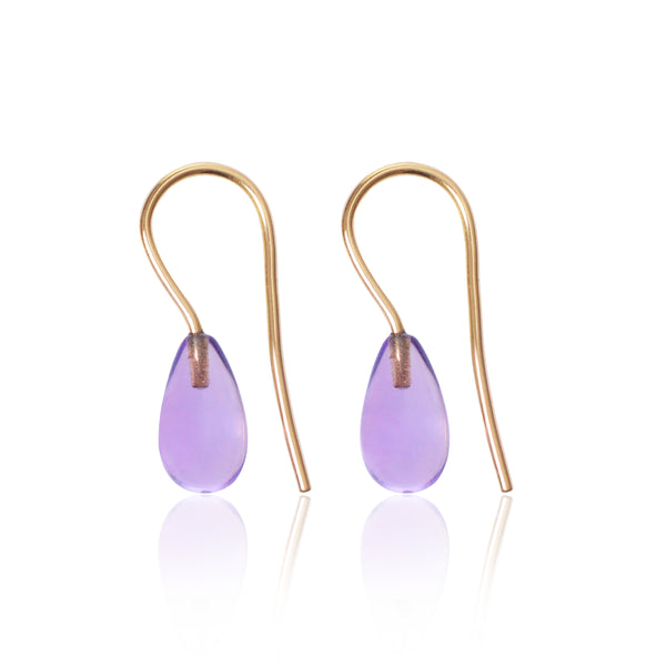 Amethyst Earrings by McFarlane Fine Jewellery