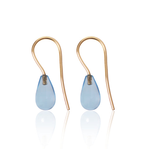 Topaz Earrings by McFarlane Fine Jewellery