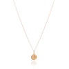 18ct yellow gold Angel Necklace by McFarlane Fine Jewellery