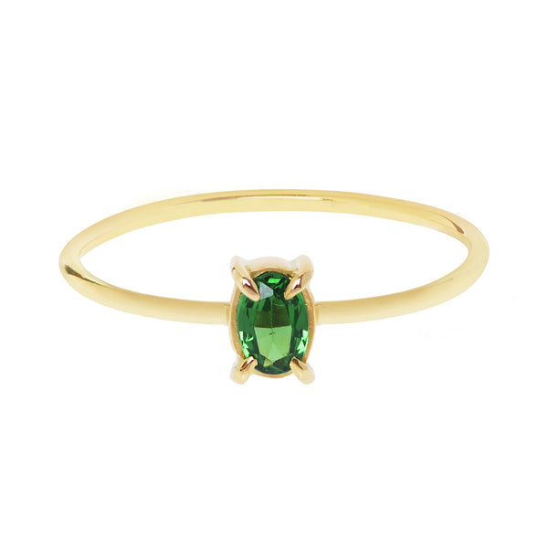 Tsavorite Ring by McFarlane Fine Jewellery