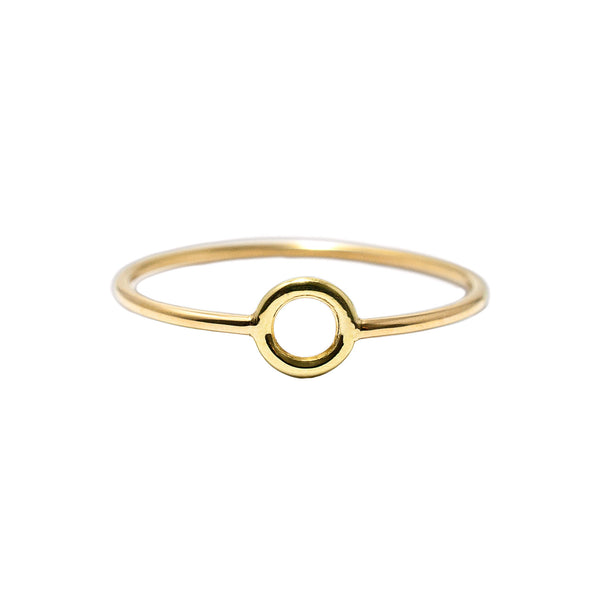 Pretty Little Circle Stackable Ring