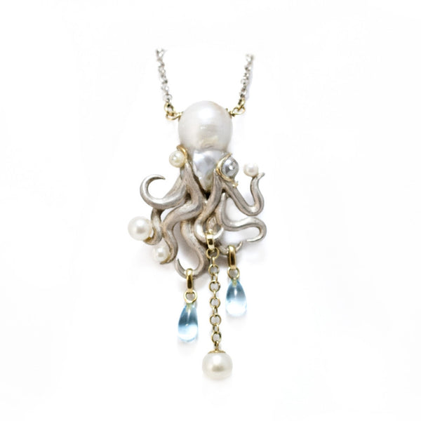 The Playful Octopus by McFarlane Fine Jewellery