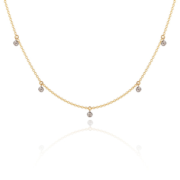 Five Forty Diamond Necklace