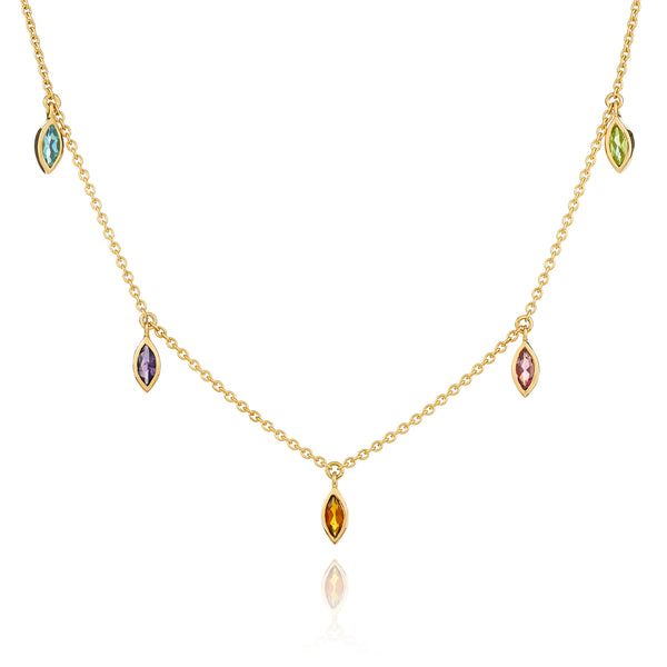 Marquis Necklace by McFarlane Fine Jewellery