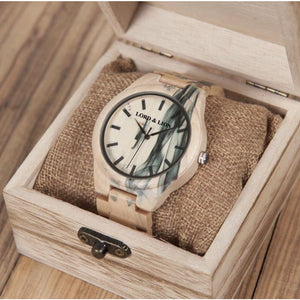 [wood_watch] - LORD & LION
