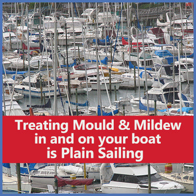 Treating Mould & Mildew On Your Boat