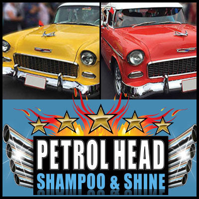 How To Clean Your Car with 'Petrol Head'  Car Shampoo
