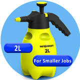 2L Pump Sprayer For Smaller Jobs