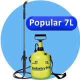 7L Pump Garden Sprayer For Total Quality & Convenience