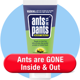 Ants In Ya Pants for long term ant control