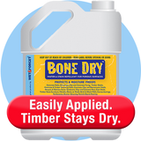 Bone Dry to Seal Porous Surfaces