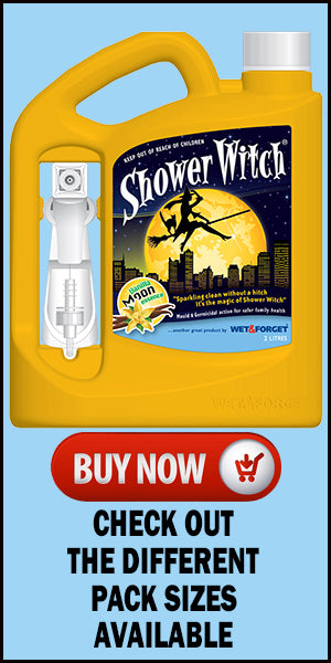 Buy Your Shower Witch NOW